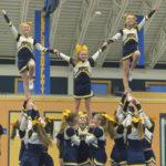 Riverhawk cheerleaders win ninth straight Busline crown