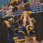 Medomak cheerleaders third at States