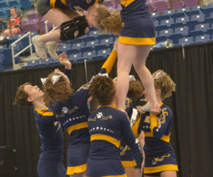 "<span class=""entry-title-primary"">Medomak cheerleaders third at States</span> <span class=""entry-subtitle"">Hermon wins Class B and Lisboon Class C</span>"