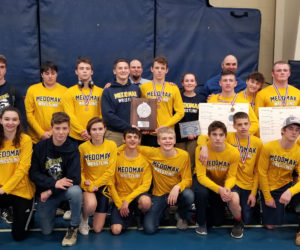 "<span class=""entry-title-primary"">Medomak wrestlers South B Runner-ups</span> <span class=""entry-subtitle"">Miller and Benner Regional champs</span>"