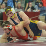 Panther Wrestlers Miller and Benner Win State B Titles
