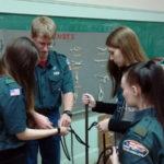 Scouting BSA Troop 207 Starts Up