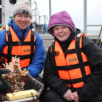 In Sweden, Waller Shares In-Depth Knowledge of Cold-Water Corals
