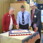 Wells-Hussey Post Celebrates American Legion's 100th Anniversary