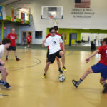 LA, Skidompha Face Off in Community Soccer Game