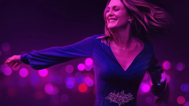 "Julianne Moore stars in ""Gloria Bell,"" coming to Harbor Theater in April. (Movie still courtesy Harbor Theater)"
