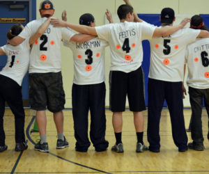 Dodgeball Benefit for Merritt Brackett Lobsterboat Races