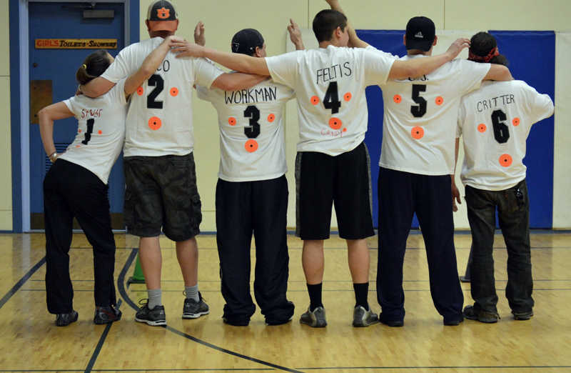 The fourth annual dodgeball tournament to benefit the Merritt Brackett Lobsterboat Races during Olde Bristol Days is scheduled for Saturday, March 16.