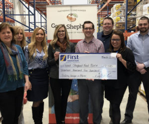 First National Bank Pledges to Help End Hunger in Maine