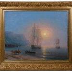 Fine Art Drives Strong Results at Thomaston Place Winter Auction