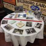 Historical Society Exhibit Honors Genthner Oil Co.