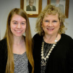 Madelyn White is Honored with Principal's Award