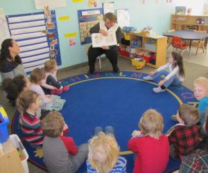 United Way of Mid Coast Community Read Aloud a Success