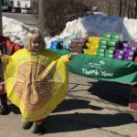 Third Week of Girl Scout Cookie Sales in Damariscotta