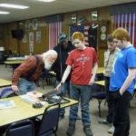 Boy Scout Troop No. 142 Meets at Legion Hall in Waldoboro