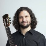 Virtuoso Guitarist at St. Andrew's Benefit Concert