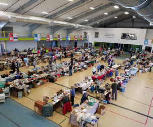 Lincoln County Yard Sale to be Held at the Y on April 27