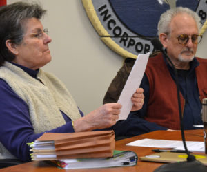 Damariscotta Selectmen Move Forward with Review of Marijuana Rules