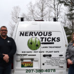 Edgecomb's Nervous Ticks Offers Organic Lawn Treatments to Repel Pests