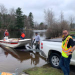 Fisherman Pulls Man, 80, from Damariscotta Lake after Boat Capsizes