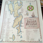1941 Map of South Bristol Available