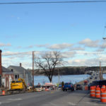 Signs of Spring in Wiscasset: Red's Eats Opens, Construction Resumes