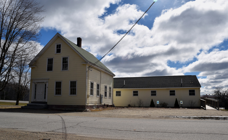 Lincoln County Dental Inc. will open a low-income dental clinic at 93 Churchill St. in Wiscasset after closing on the property Monday, April 15. (Jessica Clifford photo)
