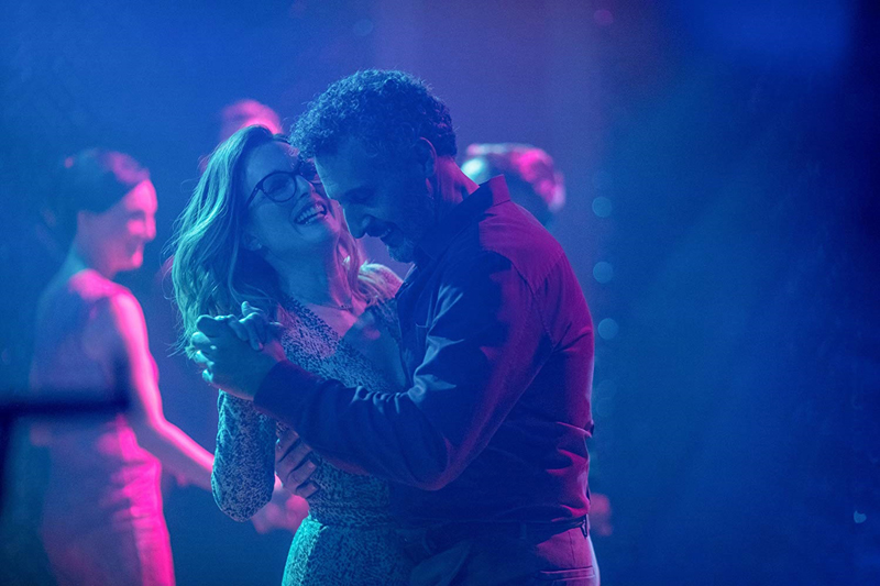"A scene from the film ""Gloria Bell."" (Movie still courtesy Lincoln Theater)"