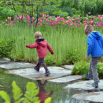 Connecting Children to the Natural World at Botanical Gardens
