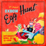 Easter Egg Hunt at Oxbow to Benefit Cancer Program