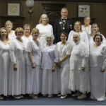 Beacon Chapter of Eastern Star Installs Officers