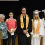 Nobleboro Historical Society Awards Four $1,000 Scholarships