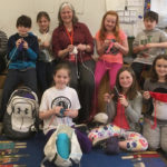 Wiscasset Elementary School Knitting Club