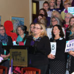 Lawmaker Urges Funding for Domestic and Sexual Assault Services
