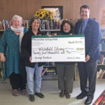 Bank's $25K Gift Funds Whitefield Library's Purchase of Arlington Grange