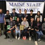 LA Math Team Wins State Championship