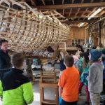 Montessori Students Visit Apprenticeshop