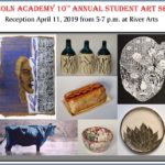 River Arts, LA Announce 10th Annual LA Student Art Exhibit