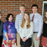 Medomak Valley High Holds Speech Competition