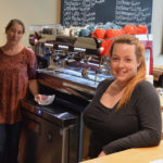 New Coffee Shop Creates Buzz in Downtown Damariscotta