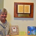 Skidompha Library Gives Pam Gormley Royal Sendoff