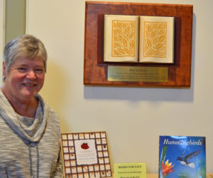 Skidompha Library Gives Pam Gormley Royal Sendoff