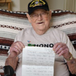 Newcastle Veteran, 102, Becomes Oldest To Fly with Honor Flight Maine