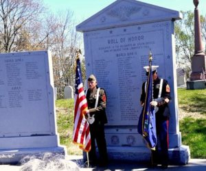 South Bristol Dedicates New Veterans Memorial