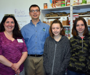 Community Market Helps Families, Students at Medomak Middle School