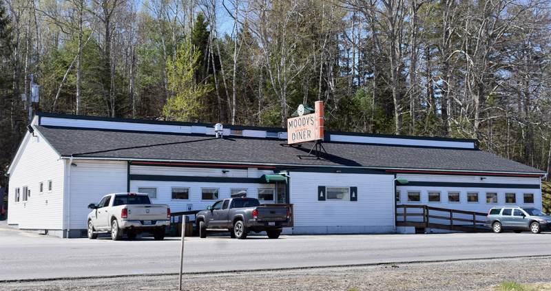 Moody's Diner plans to build an addition for food storage and office space. The Waldoboro Planning Board approved the project Wednesday, May 8. (Alexander Violo photo)