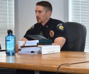 Waldoboro Police Field Questions on Drugs, Littering, Speeding