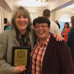 Colleagues, Students Honor Beth Preston at All-State Music Festival