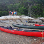 Canoe Trip on the Damariscotta and Other Adventures at Camp Mummichog