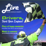 Cover Revealed for Second Lincoln County Magazine Issue